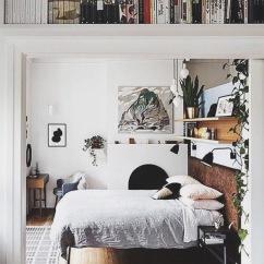 Danish styled bedroom