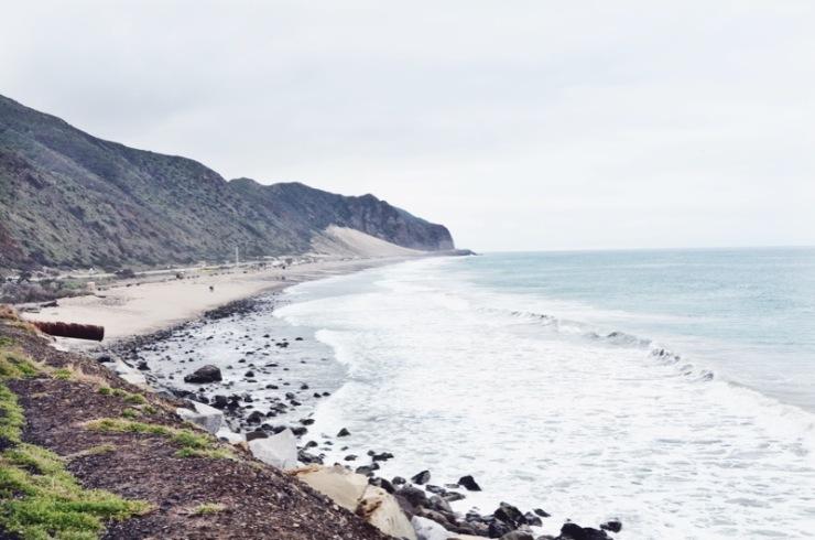 CA Coast on HWY 1