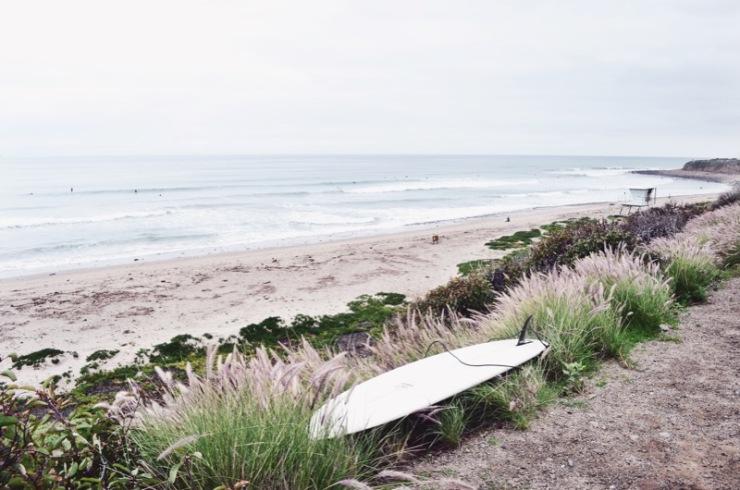 CA Beach off HWY 1