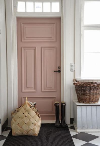 pale-pink-door