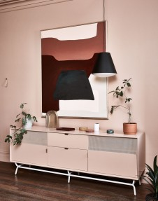pink-sideboard-and-walls
