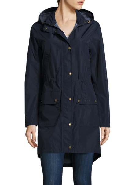 navy barbour