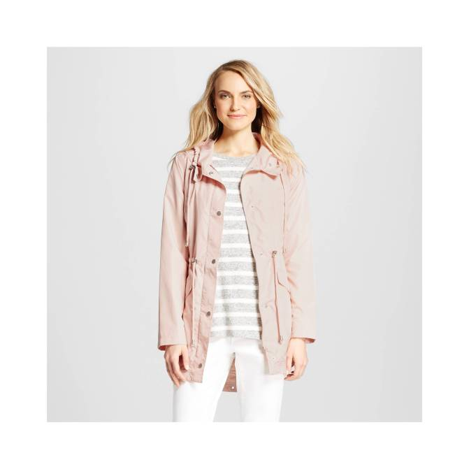 target pink coat